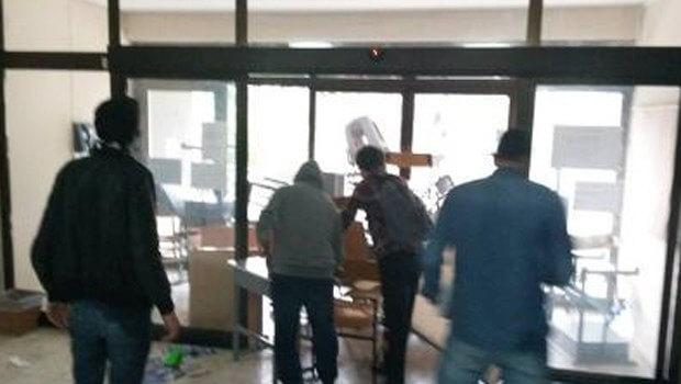 çukurova üniversitesi kobani eylemi