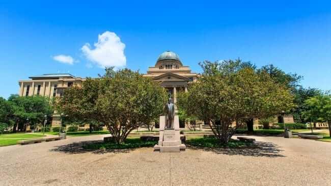 teksas-universitesi